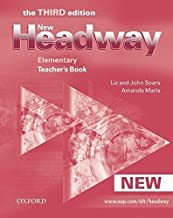 New Headway: Elementary: Teacher's Book