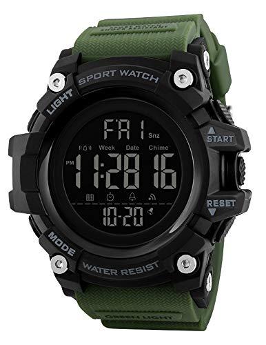 V2A Digital Men's & Boy's Watch