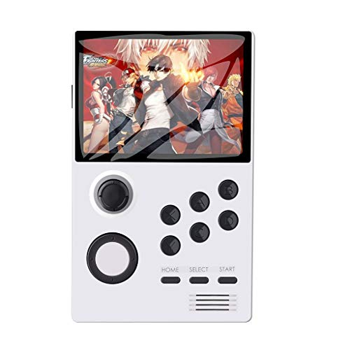 Baslinze Handheld Spielkonsole Handheld Konsole 3 Zoll 168 Retro Spielkonsole Konsole für Kinder Geschenk Bildschirm HDMI-Ausgang Unterstützung WiFi Handheld Mini Game Console Retro Mini Family