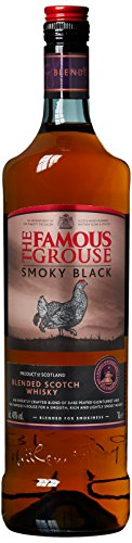 The Famous Grouse Smoky Black - 700 mL