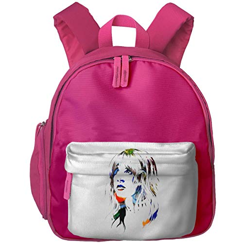 Hdadwy Stevie Nicks1 Kids Backpack Boys Girls, la Apariencia es Moderna, Muy práctica.