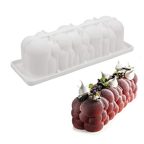 Silicone Fondant Moule à Gâteaux,Moule En Silicone Moule à Bulles Déco 3d Pour La Fabrication De Moules à Chocolat