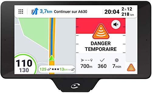 Coyote - GPS NAV+ avec cartographie 3D, écran 5,5 pouces