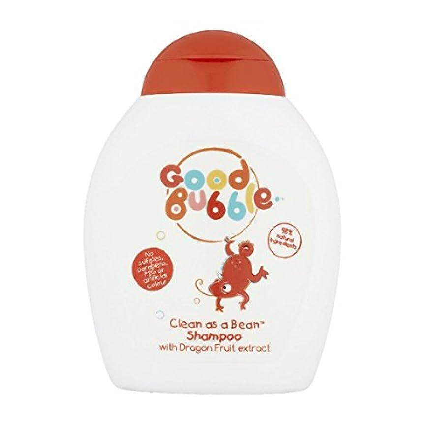 手段命題牽引Good Bubble Dragon Fruit Shampoo 250ml (Pack of 6) - 良いバブルドラゴンフルーツシャンプー250ミリリットル (x6) [並行輸入品]
