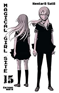 Magical Girl Site Edition simple Tome 15