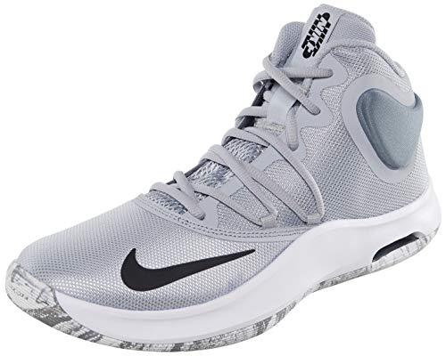 Nike Unisex-Erwachsene Air Versitile Iv Basketballschuhe, Grau (Wolf Grey/Black/White/Cool Grey 3), 45 EU