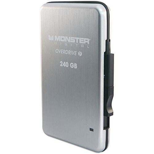 Monster Digital Overdrive Thunderbolt (SSDOT-0240-A)