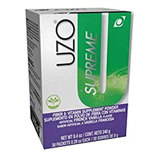 Omnilife Uzo Supreme, Box with 30 Sachets Shipped by Liss