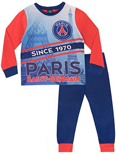 Paris Saint-Germain FC Jungen Football Club Schlafanzug Mehrfarbig 128