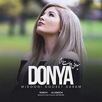 Midooni Dooset Daram (feat. Donya)