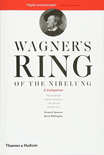 Price comparison product image Wagner's Ring of the Nibelung: A Companion
