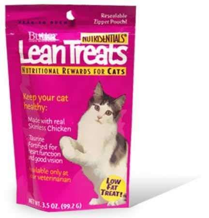 Butler Lean Treats Nutritional Rewards for Cats | Amazon