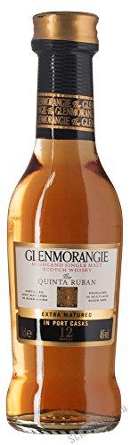 Glenmorangie 12 Jahre Quinta Ruban 46% 0,05l Highland Single Malt Scotch Whisky