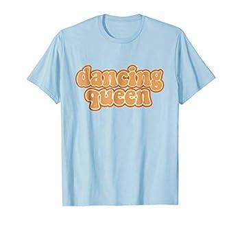 Dancing Queen Shirt Vintage Dancing 70s T-Shirt T-Shirt
