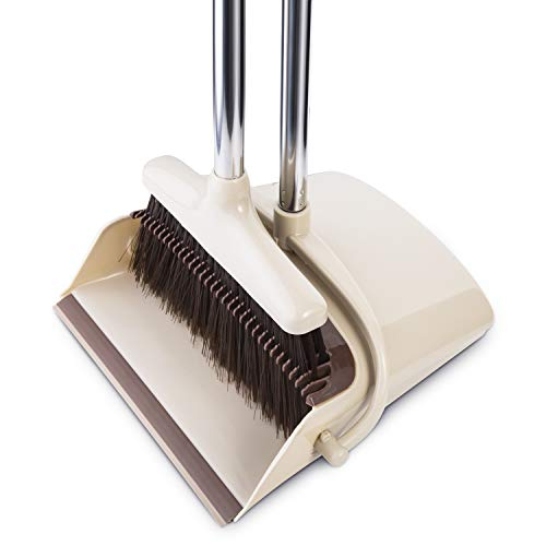 Product Image of the OLLSDIRE Broom & Dustpan