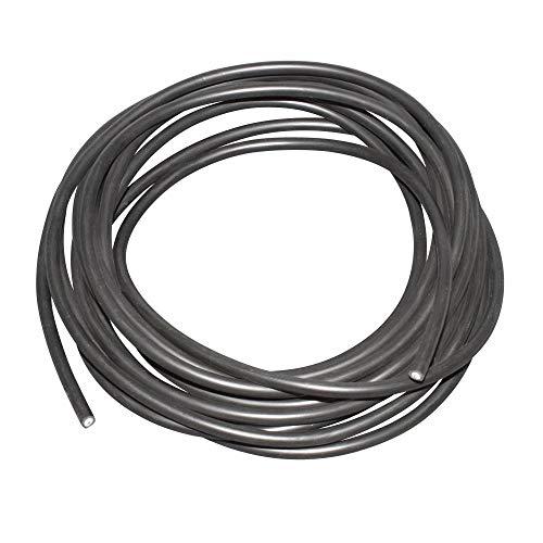 Kabel of mantel met twee wielen.