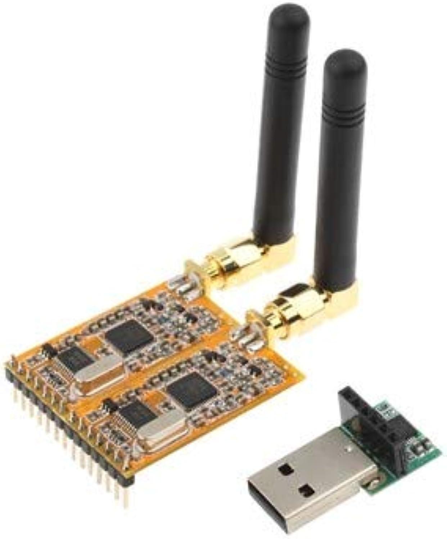 auténtico Module de communication communication communication numérique sans fil pour Arduino + adaptateur USB 1800 mètres  Web oficial