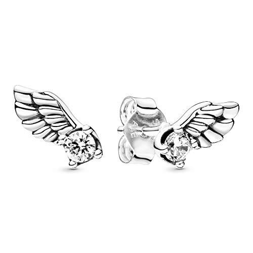 PANDORA Women Sterling silver Earrings - 298501C01