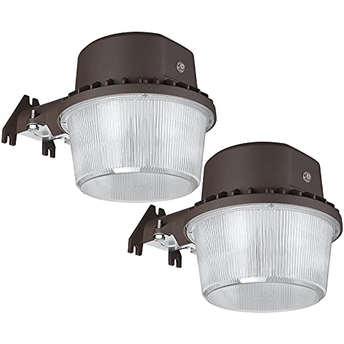 TORCHSTAR LED Barn Light, Dusk to Dawn Area Lights with...