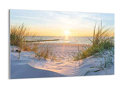 Bild auf Glas - Glasbilder - Einteilig - Breite: 120cm, Höhe: 80cm - Bildnummer 3989 - zum Aufhängen bereit - Bilder - Kunstdruck - GAA120x80-3989