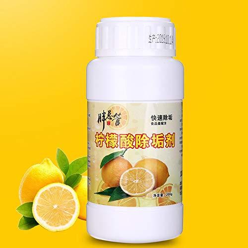 Alician Home Lebensmittelqualität Zitronensäure Fleckenentferner Teetasse Wasserkocher Entkalker Reinigungsmittel Haushalt Küche Reiniger