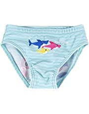 Cerdá - Slip de Baño Niños de Baby Shark con Licencia Oficial Nickelodeon