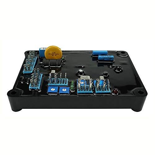 AVR AS480 Regulador Automático de Voltaje de Alto Rendimiento Reemplazo Estable para Estabilizadores de Generador Componentes y Suministros Electrónicos AVR Universal para AS480