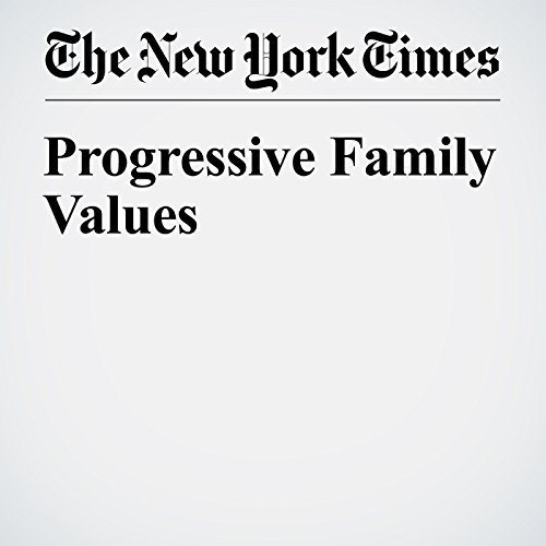 Progressive Family Values cover art