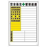317-40 安全衛生管理組織表