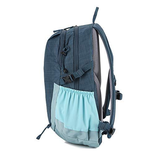 (モンベル)mont-bellアンバーティアドロップ型登山バッグリュックtrackingbackpackAMBER23L(ブルー)[並行輸入品]