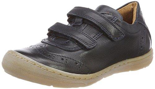 Froddo Mädchen Children Shoe G3130114 Sneaker, Blau (Dark Blue), 25 EU