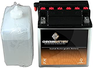 YB16CL-B High Performance Rechargeable Replacement Power Sports Battery
