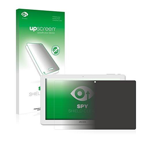 upscreen Anti-Spy Blickschutzfolie kompatibel mit Archos 101 Magnus Privacy Screen Sichtschutz Bildschirmschutz-Folie