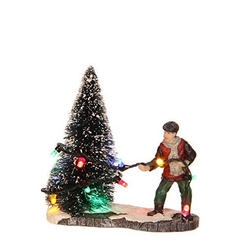 LUVILLE DECORANDO L'Albero di Natale - PLUNDERING The Christmas Tree Accessori PRESEPE