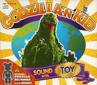GODZILLA'N'KID SOUND with TOY