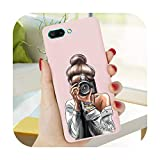 Coque pour Huawei Honor 20 PRO 20S View 30 PRO Plus 30S 30i 10 Lite 10X 10i 7A 7C Silicone Cover...
