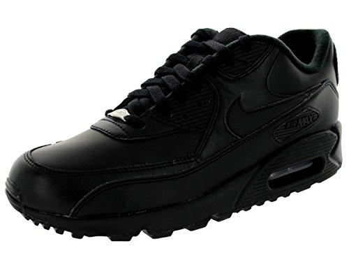 Nike 302519 Calzado Deportivo Hombre Negro 40½