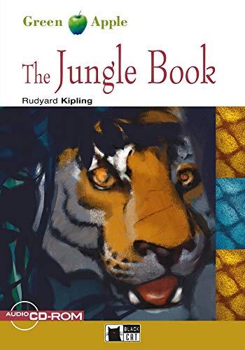 The Jungle Book: Englische Lektüre für das 1. und 2. Lernjahr. Buch + CD-ROM (Green Apple)