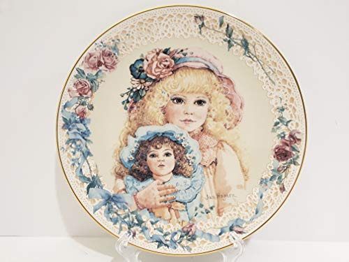 The Hamilton Collection from The Dear to My Heart Plate Collection - Cathy