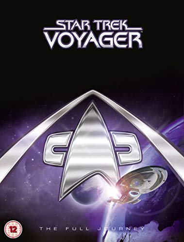 Star Trek Voyager: The Complete Collection [DVD] [Import]