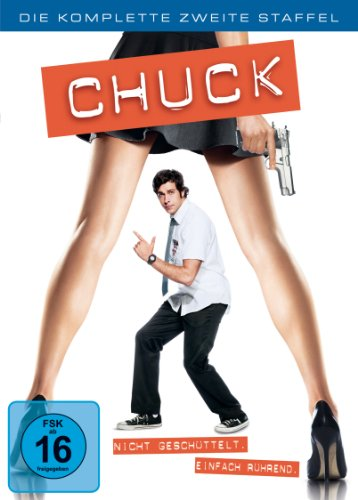 Chuck - Die komplette zweite Staffel [6 DVDs]