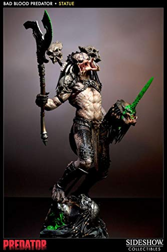 Sideshow Collectibles - Predator Statue 1/5 Bad Blood Predator 47 cm