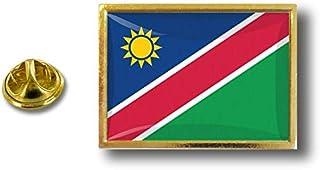 Spilla Pin pin's Spille spilletta Giacca Bandiera Distintivo Badge Namibia