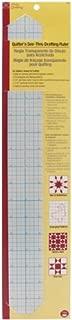 Dritz Quilting See-Through Drafting Ruler - 1 pcs sku# 651540MA