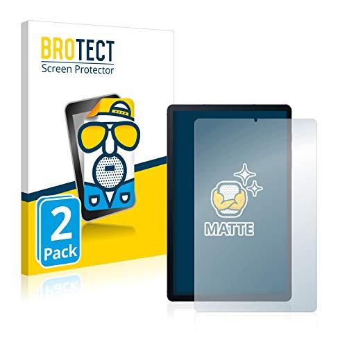 2X BROTECT Matt Bildschirmschutz Schutzfolie für Samsung Galaxy Tab S6 Lite LTE (matt - entspiegelt, Kratzfest, schmutzabweisend)