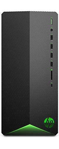 HP Pavilion Gaming TG01-1007ns PC – Desktop Gaming, Intel Core i5-10400F, 16 GB RAM, 512 GB SSD + 1 TB HDD, Nvidia GTX1660 Super 6 GB, FreeDOS, colore: nero