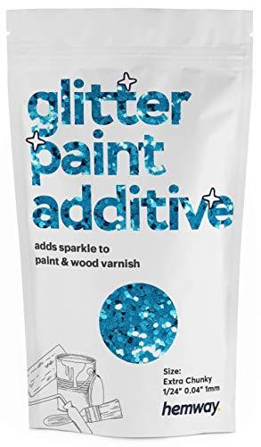 Hemway Glitter verf Additive Extra Chunky 1/24