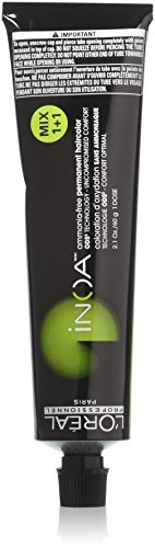 Loreal Inoa Ammonia Free Permanent Haircolor 5/5n 2.1 oz