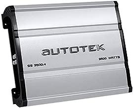 Autotek Super Sport Amplifier 3500 Watt 4 Channel