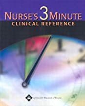 Nurse's 3-Minute Clinical Reference